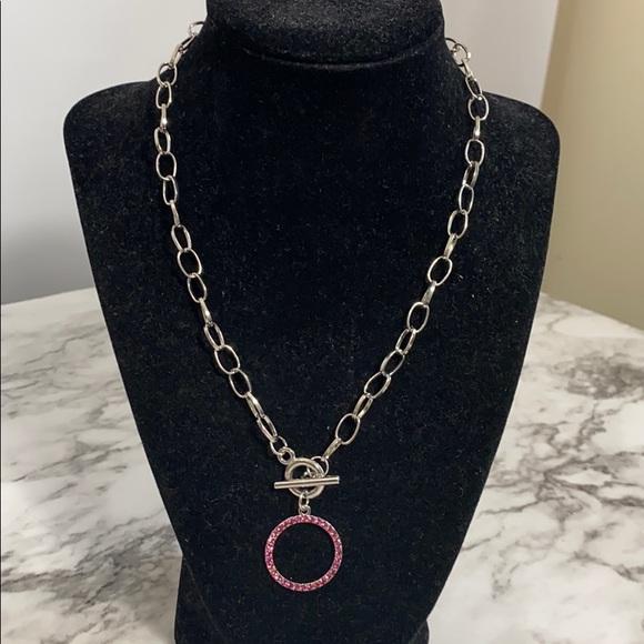 3/$17 paparazzi toggle necklace earring set